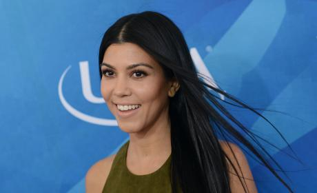 Kourtney Kardashian: Hooking Up With BOTH Justin Bieber and Scott Disick?