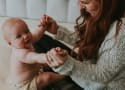 Audrey Roloff Plays with Daughter, Shills for Mattress Company