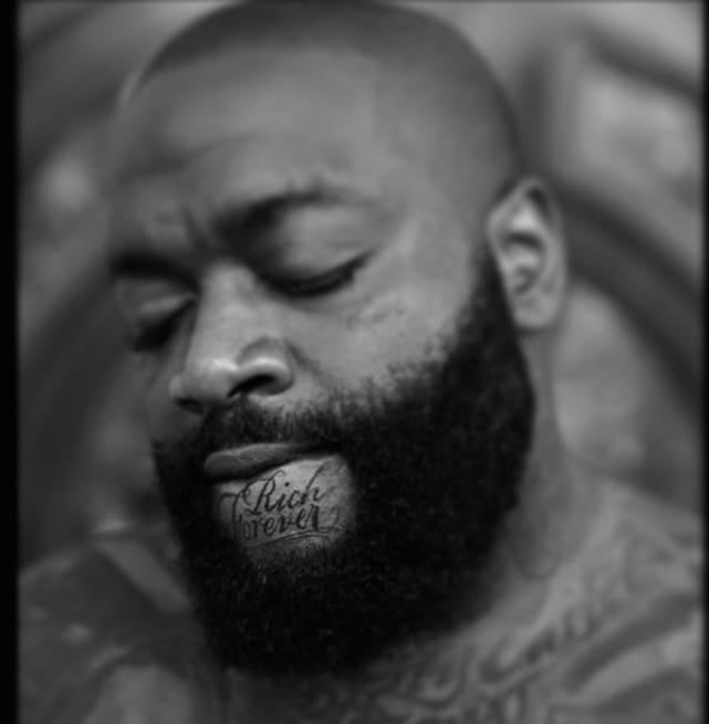 Rick Ross Tattoo