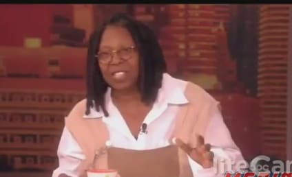Whoopi Goldberg Flips Out on The View: We're Grown-Ass Women!