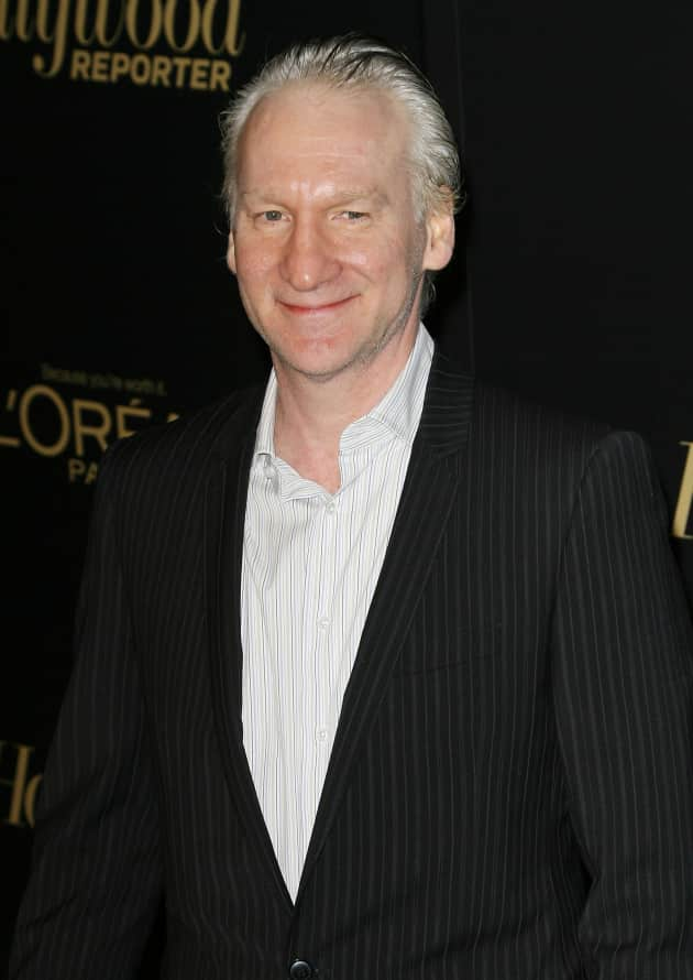 Bill Maher: Most Muslims Support Charlie Hebdo Attack - The Hollywood ...