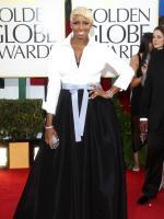 NeNe Leakes at the Golden Globes