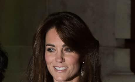 Kate Middleton: 100 Women in Hedge Funds Dinner