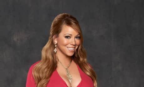 Mariah Carey for American Idol