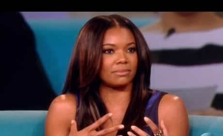 Gabrielle Union Discuss Rape on The View