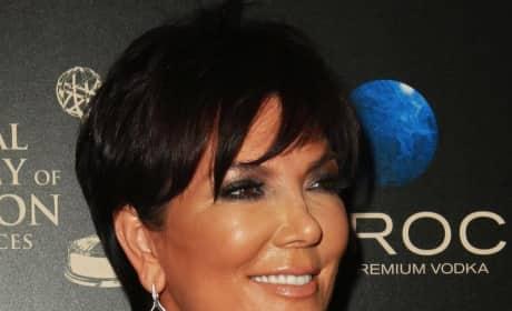Kris Jenner Speaks on Khlomar Drama