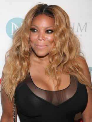 Wendy Williams Red Carpet Pic