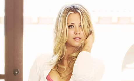 Hot Kaley Cuoco Picture