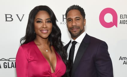 Kenya Moore: Watch My Husband Save My Job!