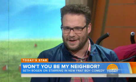 Seth Rogen: Who Likes Justin Bieber?!?