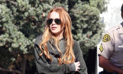 Lindsay Lohan: Return of the Firecrotch!