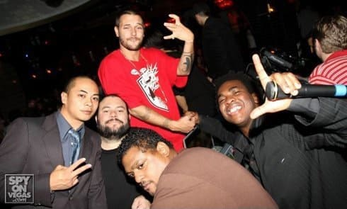 Kevin Federline and Posse