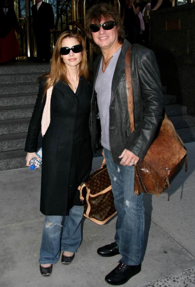 Denise Richards and Richie Sambora Picture