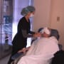 Shannon beador is pampered post op