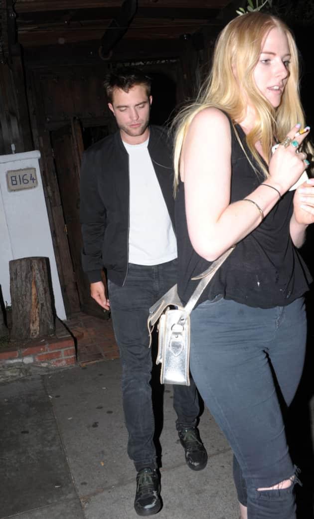 Imogen Ker With Robert Pattinson Image