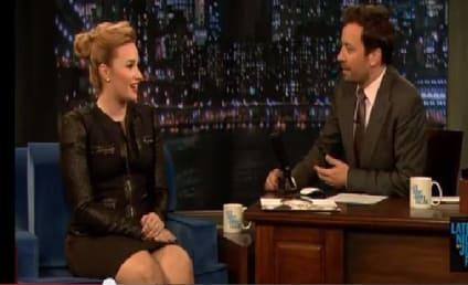 Demi Lovato Talks Selena Gomez, Tattoos, Simon Cowell and More!