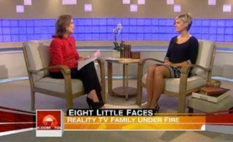 Kate Gosselin Interview