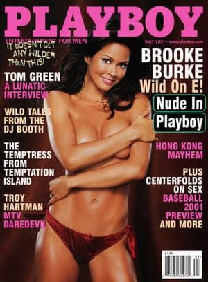 Brooke burke strip