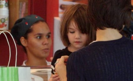 Leah Remini Claims to Have Seen Suri Cruise