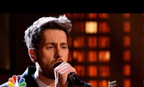 """Will Champlin: """"Carry On"""" - The Voice"""