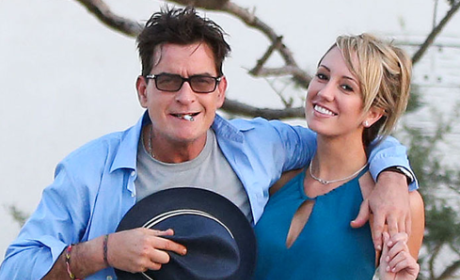 Charlie Sheen and Brett Rossi: Will it last?