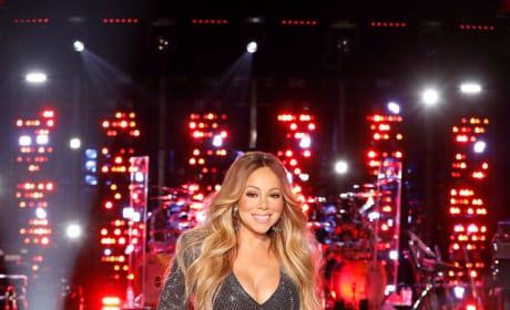 Mariah Carey on The Voice