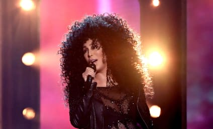 Cher Turns Back Time, Puts on Epic Billboard Performance