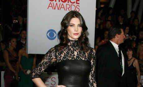 Ashley Greene at People's Choice Awards
