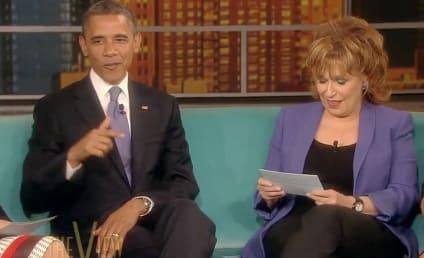 Barack Obama & Ellen DeGeneres: Dance, Dance, Dance!