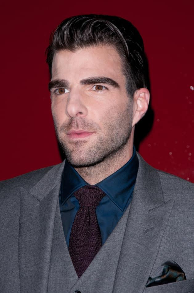 Zachary Quinto Photo