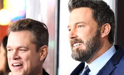 Ben Affleck and Matt Damon: Is the Bromance Over?!?