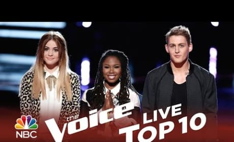The Voice Top 10 Elimination, Save