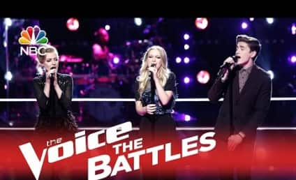 The Voice Recap: The Battles Continue, Captivate