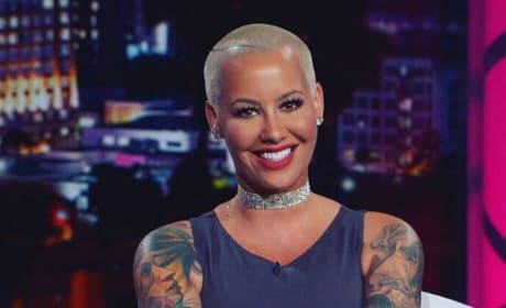 Amber Rose Show Pic