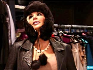 Alexis Bellino Fur Hat