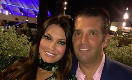 Donald Trump Jr. and Kimberly Guilfoyle: ALREADY Getting Engaged?!