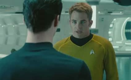 Star Trek Into Darkness Clip: Kirk and Harrison
