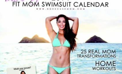 "Maria Kang Releases 2014 ""No Excuse Fit Mom Calendar"""