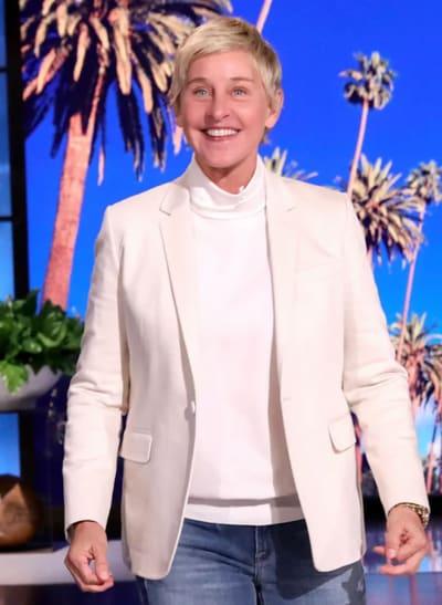 Ellen DeGeneres Premiere Picture