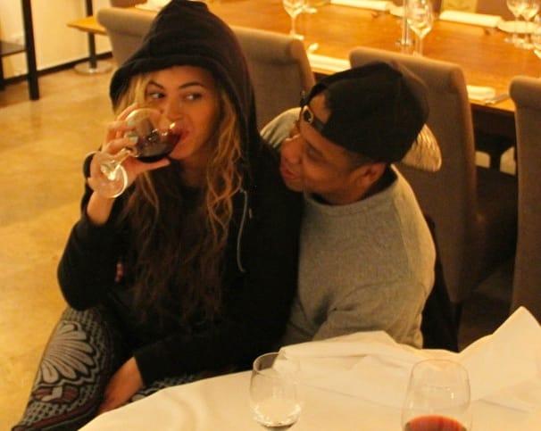 Beyonce Wine Photo