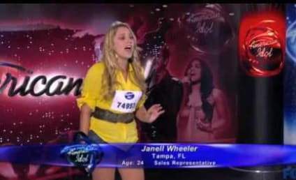 Janell Wheeler: From Orlando's Got Talent to American Idol