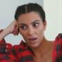 Kim kardashian is aghast