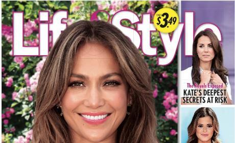 Jennifer Lopez Life & Style Aug 15th 2015 Pic