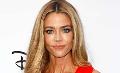 """Denise Richards: Happy to """"Be There"""" for Charlie Sheen's Kids"""