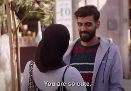 90 Day The Other Way: Yazan says Brittany looks so cute