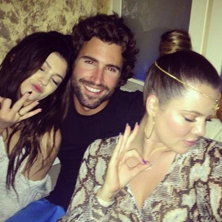 Brody Jenner and Sisters