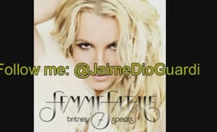 """Britney Spears' New Single is """"Criminal"""""""