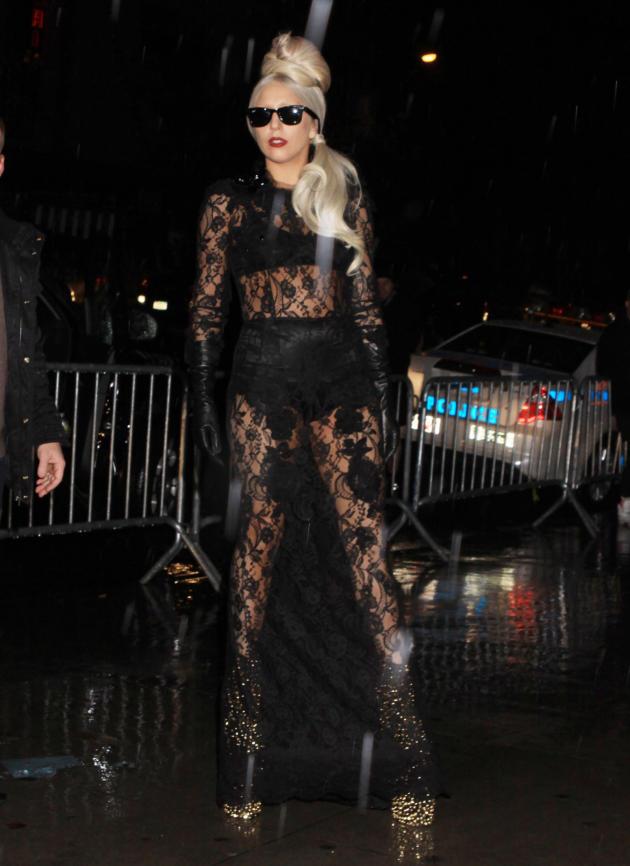 The Lady Gaga