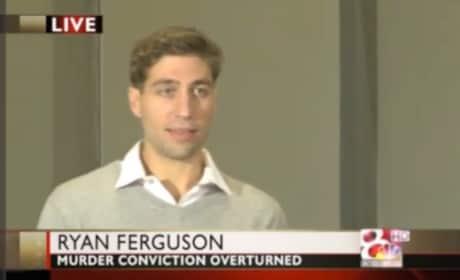 Ryan Ferguson Released After Decade In Prison