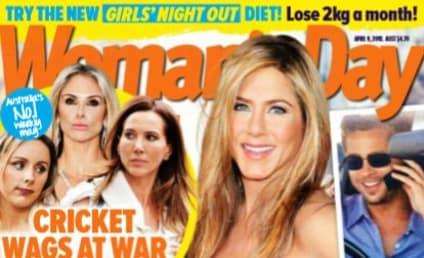 Jennifer Aniston: PREGNANT With Brad Pitt's Baby?!?!